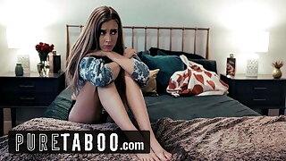 PURE TABOO Stepmom Offers Hesitant Teen to Lesbian Boss