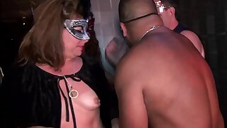 Young swingers-hot MILFs go wild in Trapeze Club-NEW-FULL video now on RED