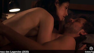 Anne Azoulay & Zineb Triki naked and hot sex video