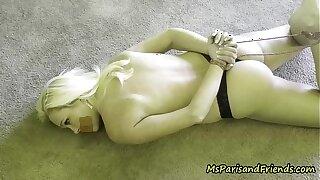Housewife Bondage Foot Worship