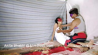 Anita Bhabhi Indian Wife Anniversary Night Fucking