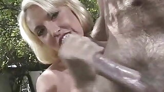 Making His Cum Comes Out  Using The Hands Of Her Woman