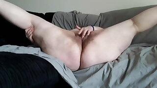 Bbwbootyful spreading legs, rubbing fat pussy needing a fuck