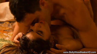 Erotic And Adventurous Indian Couple Making Love