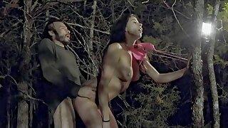 Natasha Richards and Ashley Moore have a hot orgy